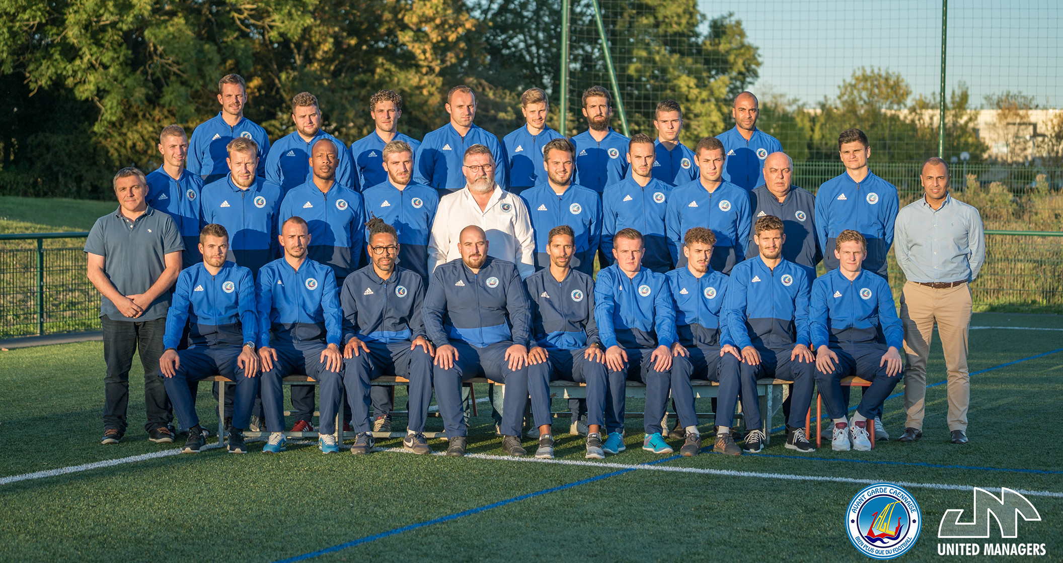 Photo equipe United Managers